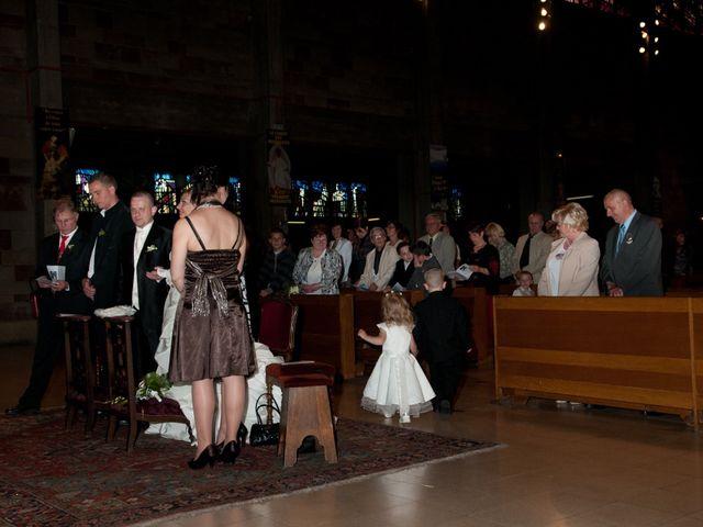 Le mariage de Michael et Jessica à Petite-Rosselle, Moselle 337