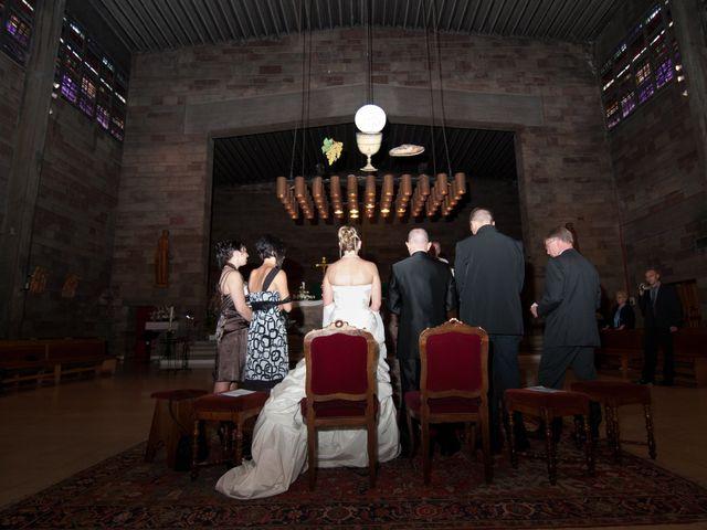 Le mariage de Michael et Jessica à Petite-Rosselle, Moselle 340