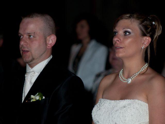 Le mariage de Michael et Jessica à Petite-Rosselle, Moselle 345