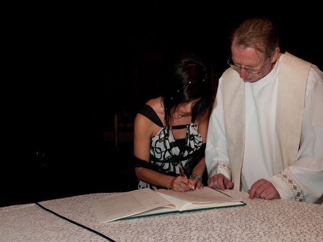 Le mariage de Michael et Jessica à Petite-Rosselle, Moselle 360