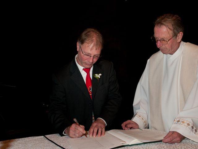 Le mariage de Michael et Jessica à Petite-Rosselle, Moselle 364