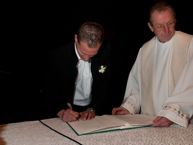 Le mariage de Michael et Jessica à Petite-Rosselle, Moselle 366