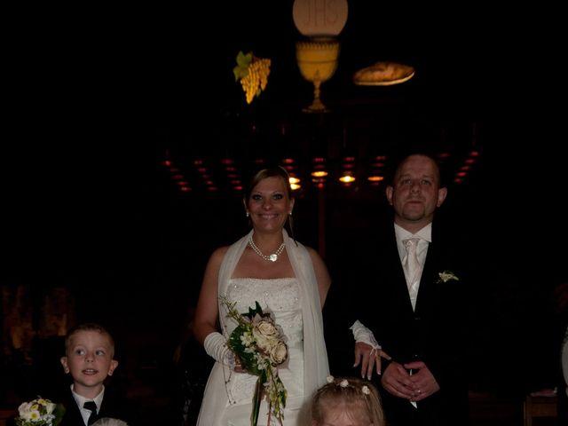 Le mariage de Michael et Jessica à Petite-Rosselle, Moselle 369