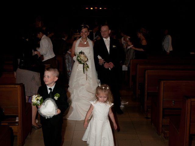Le mariage de Michael et Jessica à Petite-Rosselle, Moselle 370