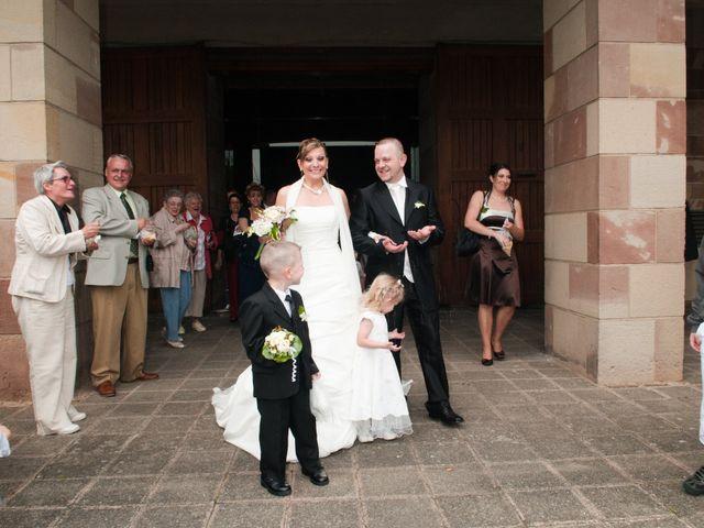 Le mariage de Michael et Jessica à Petite-Rosselle, Moselle 377