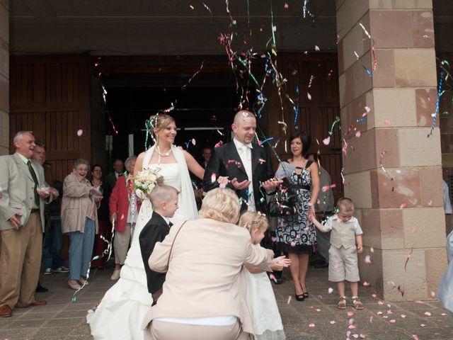 Le mariage de Michael et Jessica à Petite-Rosselle, Moselle 378