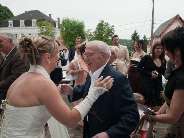 Le mariage de Michael et Jessica à Petite-Rosselle, Moselle 380
