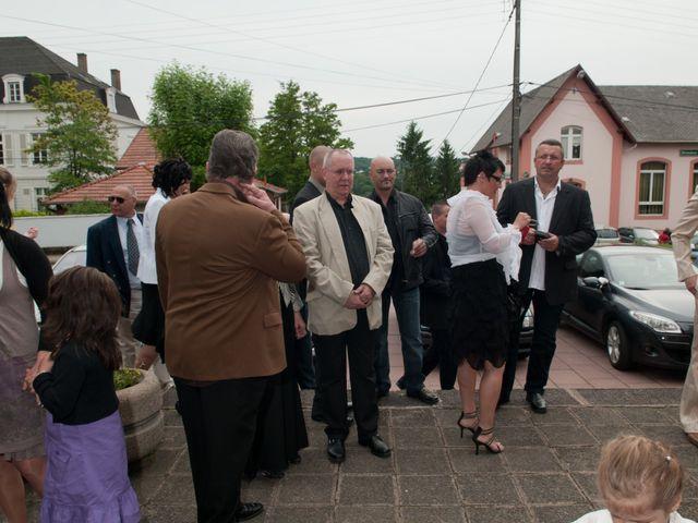 Le mariage de Michael et Jessica à Petite-Rosselle, Moselle 382