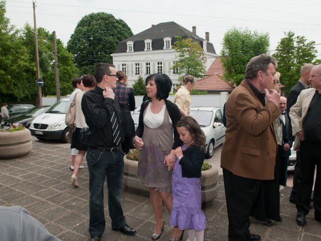 Le mariage de Michael et Jessica à Petite-Rosselle, Moselle 383
