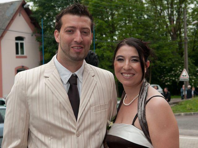 Le mariage de Michael et Jessica à Petite-Rosselle, Moselle 385