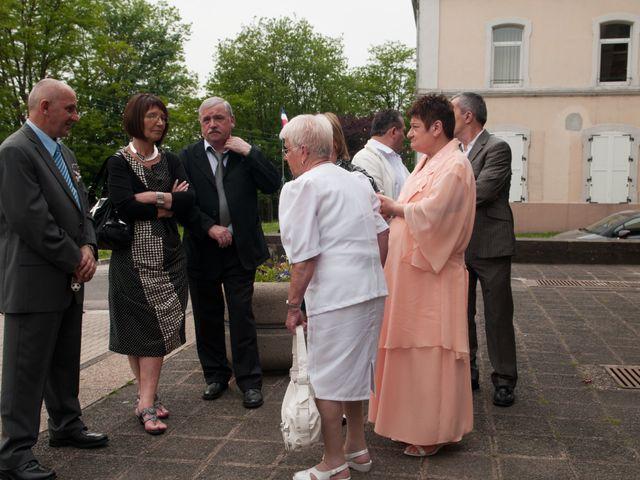 Le mariage de Michael et Jessica à Petite-Rosselle, Moselle 389