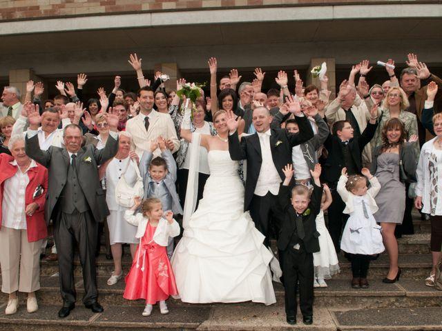Le mariage de Michael et Jessica à Petite-Rosselle, Moselle 393