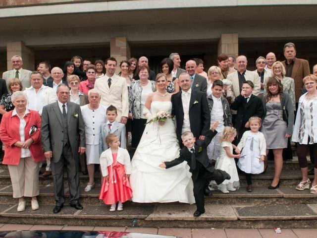 Le mariage de Michael et Jessica à Petite-Rosselle, Moselle 394
