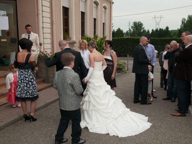 Le mariage de Michael et Jessica à Petite-Rosselle, Moselle 397