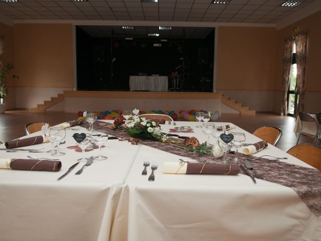 Le mariage de Michael et Jessica à Petite-Rosselle, Moselle 400