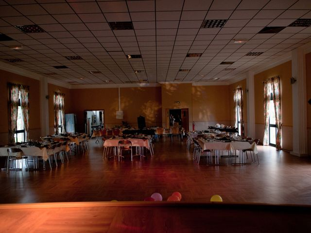 Le mariage de Michael et Jessica à Petite-Rosselle, Moselle 404