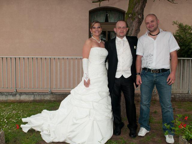 Le mariage de Michael et Jessica à Petite-Rosselle, Moselle 411