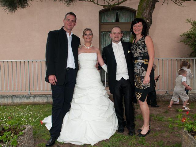 Le mariage de Michael et Jessica à Petite-Rosselle, Moselle 412