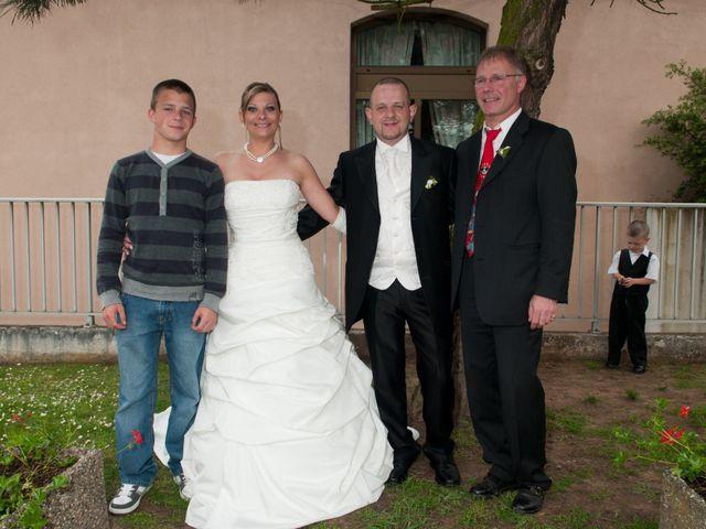 Le mariage de Michael et Jessica à Petite-Rosselle, Moselle 413