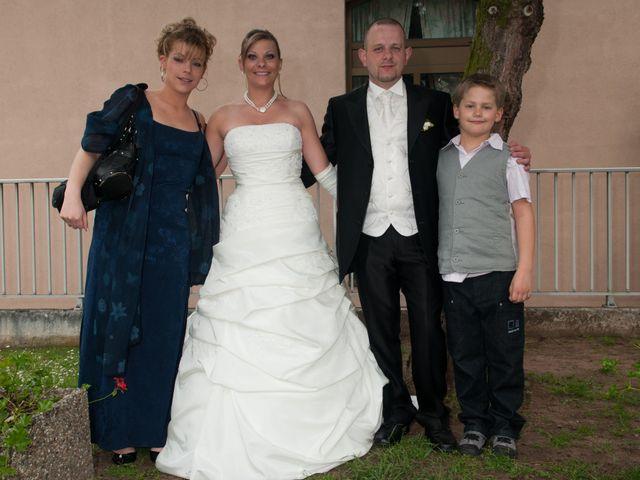Le mariage de Michael et Jessica à Petite-Rosselle, Moselle 416