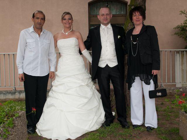 Le mariage de Michael et Jessica à Petite-Rosselle, Moselle 419