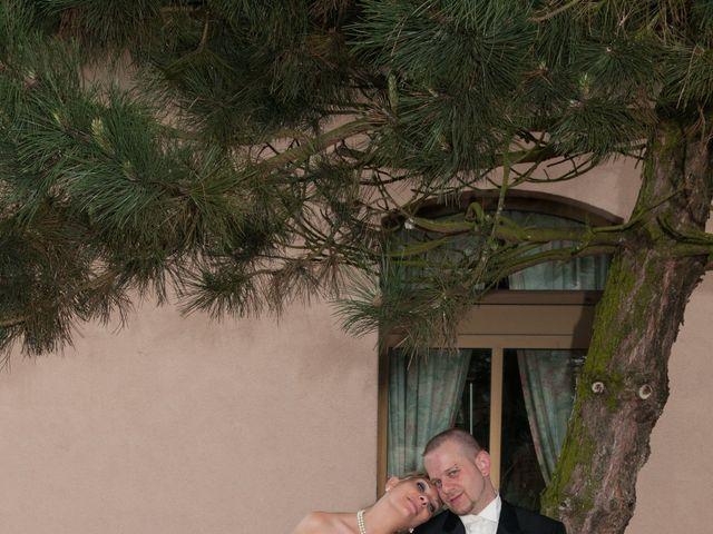 Le mariage de Michael et Jessica à Petite-Rosselle, Moselle 420