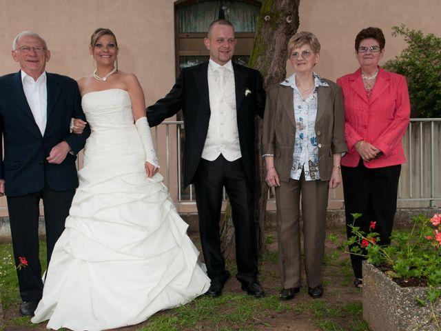 Le mariage de Michael et Jessica à Petite-Rosselle, Moselle 427