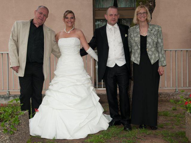 Le mariage de Michael et Jessica à Petite-Rosselle, Moselle 432