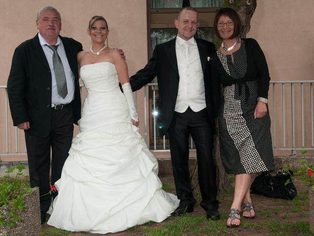 Le mariage de Michael et Jessica à Petite-Rosselle, Moselle 434