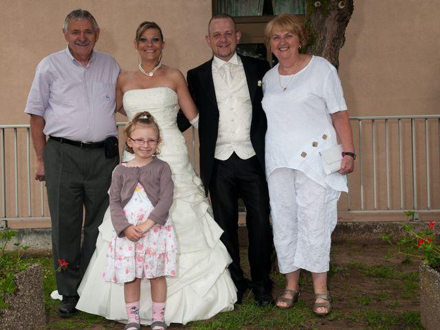 Le mariage de Michael et Jessica à Petite-Rosselle, Moselle 435