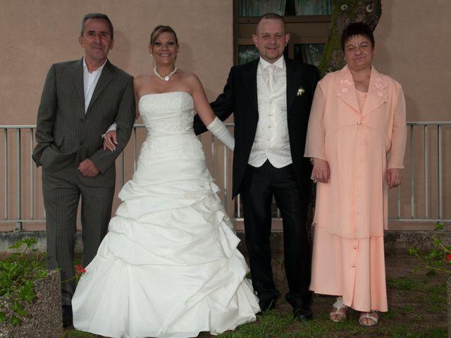 Le mariage de Michael et Jessica à Petite-Rosselle, Moselle 436