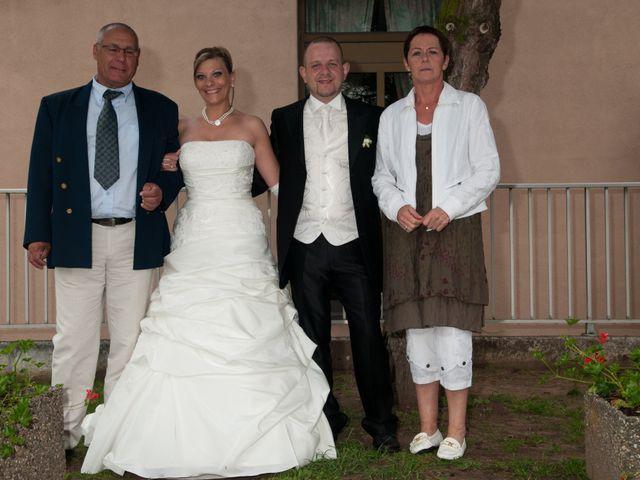 Le mariage de Michael et Jessica à Petite-Rosselle, Moselle 439