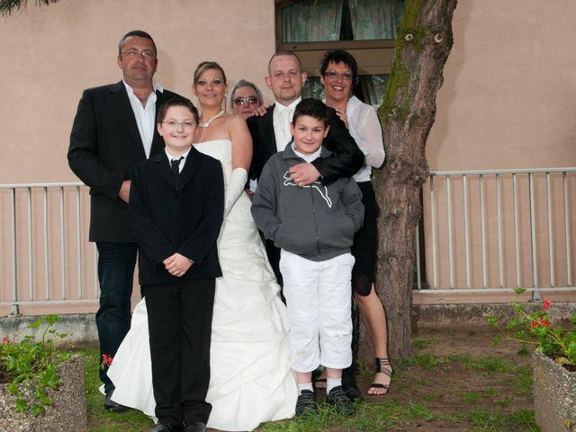 Le mariage de Michael et Jessica à Petite-Rosselle, Moselle 440