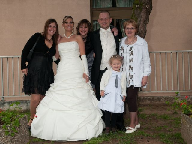 Le mariage de Michael et Jessica à Petite-Rosselle, Moselle 441
