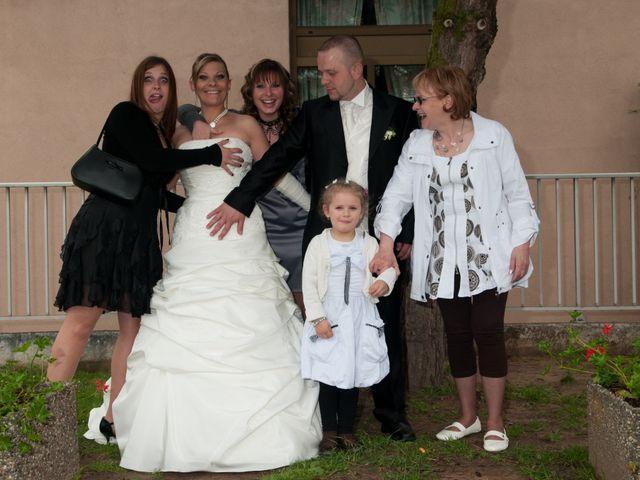 Le mariage de Michael et Jessica à Petite-Rosselle, Moselle 442