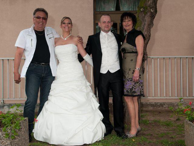 Le mariage de Michael et Jessica à Petite-Rosselle, Moselle 443