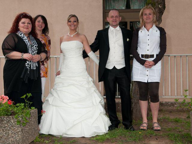 Le mariage de Michael et Jessica à Petite-Rosselle, Moselle 444