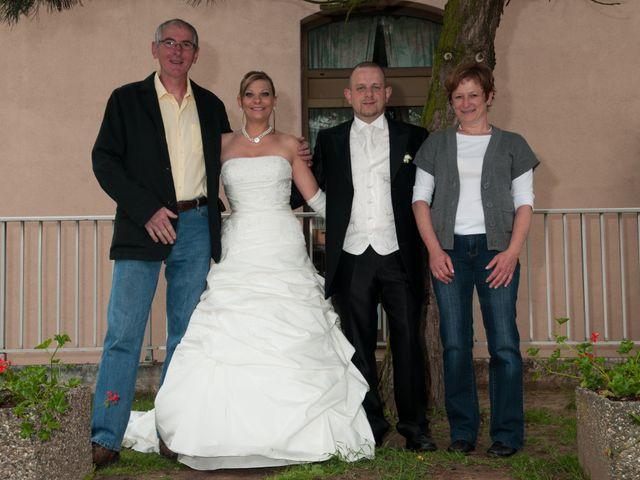 Le mariage de Michael et Jessica à Petite-Rosselle, Moselle 445