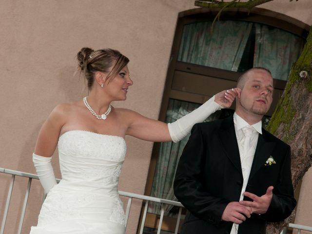 Le mariage de Michael et Jessica à Petite-Rosselle, Moselle 448