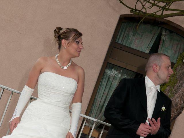 Le mariage de Michael et Jessica à Petite-Rosselle, Moselle 449