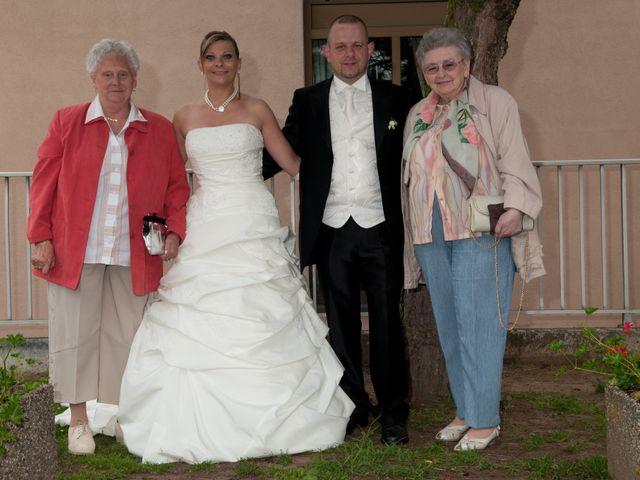 Le mariage de Michael et Jessica à Petite-Rosselle, Moselle 455
