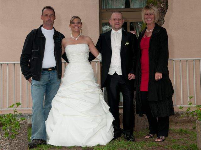 Le mariage de Michael et Jessica à Petite-Rosselle, Moselle 457