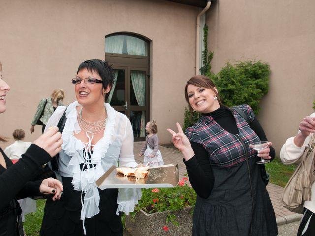 Le mariage de Michael et Jessica à Petite-Rosselle, Moselle 467