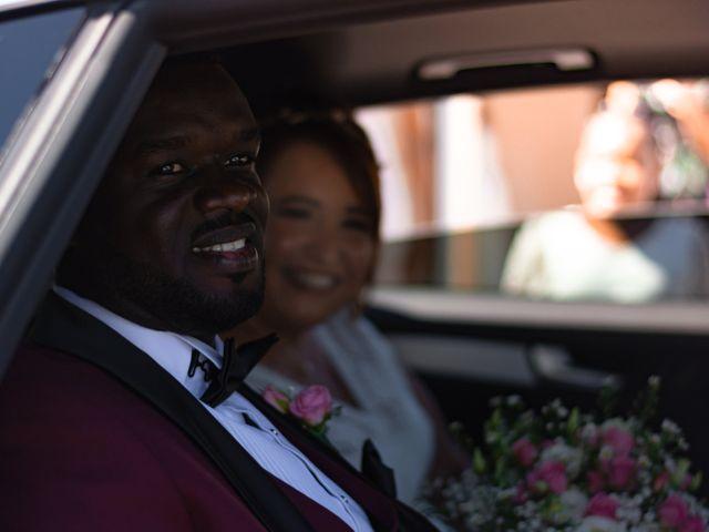 Le mariage de Célia et Oumar à Charvieu-Chavagneux, Isère 7