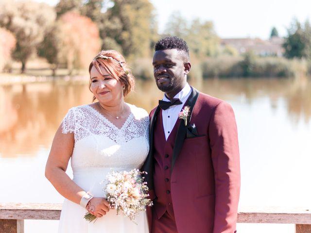 Le mariage de Célia et Oumar à Charvieu-Chavagneux, Isère 24