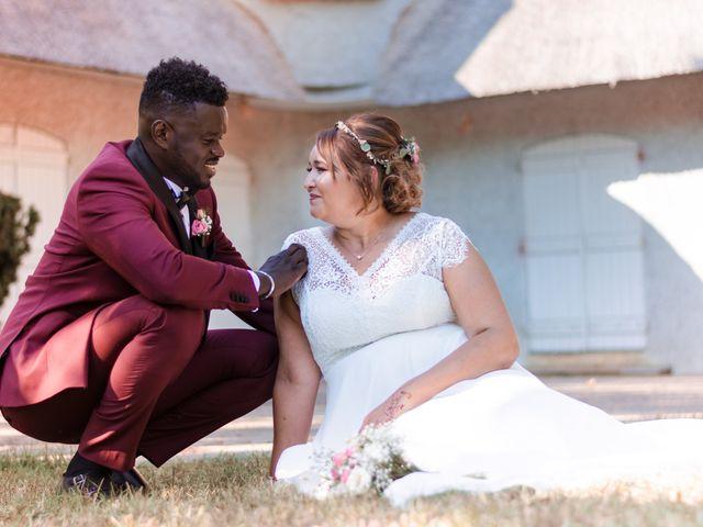 Le mariage de Oumar et Célia