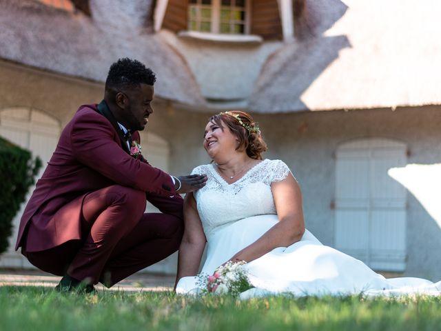 Le mariage de Célia et Oumar à Charvieu-Chavagneux, Isère 26