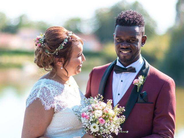 Le mariage de Célia et Oumar à Charvieu-Chavagneux, Isère 27