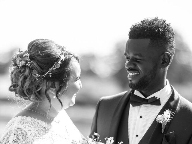 Le mariage de Célia et Oumar à Charvieu-Chavagneux, Isère 28