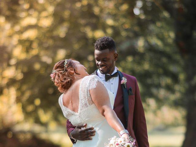 Le mariage de Célia et Oumar à Charvieu-Chavagneux, Isère 30